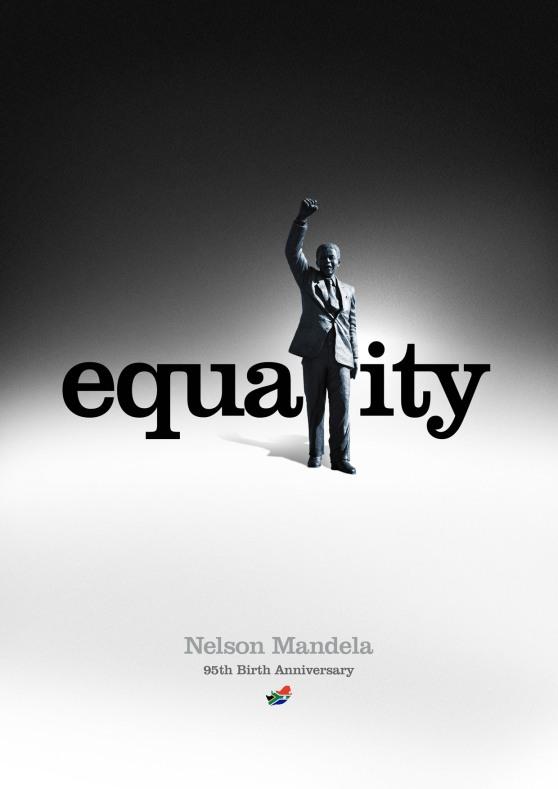 Mandela. Equality.