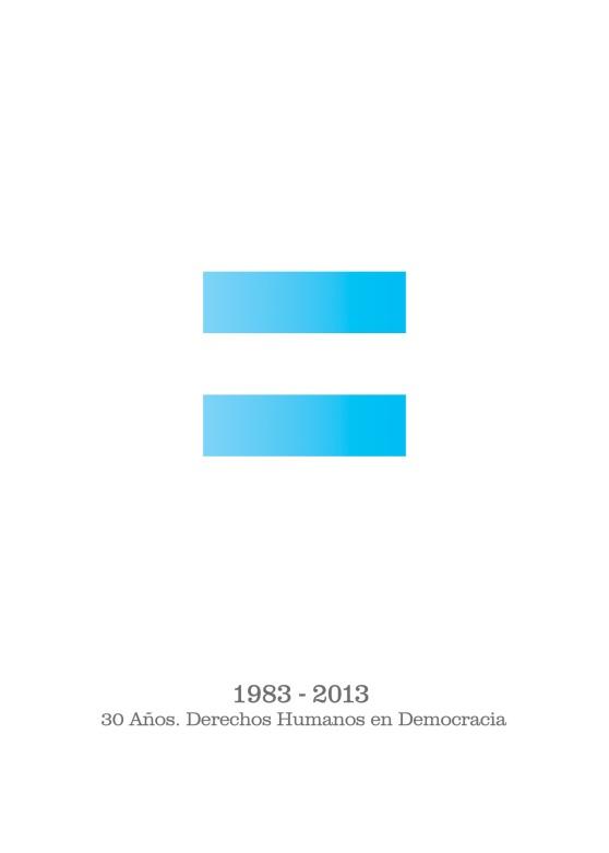 30 años de DDHH en Democracia