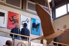 V Bienal Internacional de Afiche Socio Político en Auschwitz