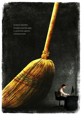 Right To Work - Broom - Coco Cerrella