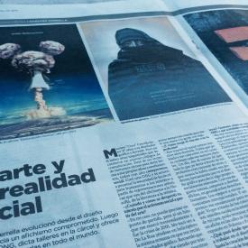 Entrevista Coco Cerrella ARQ