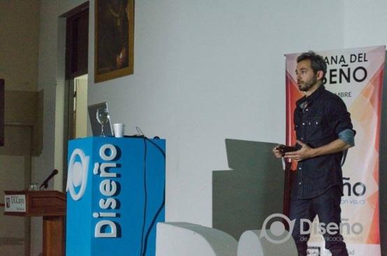 Semana del Diseño, San Luis, 2015 - Coco Cerrella