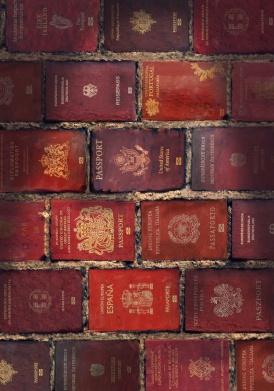 Muro del Inmigrante / Immigrant Wall - Por Coco Cerrella