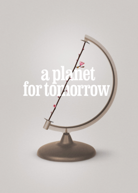 A planet for tomorrow